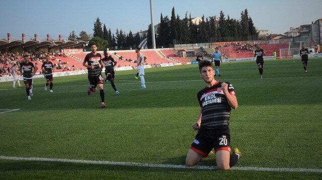 Trabzonspor'un ilk transferi Rahmi Anıl Başaran oldu