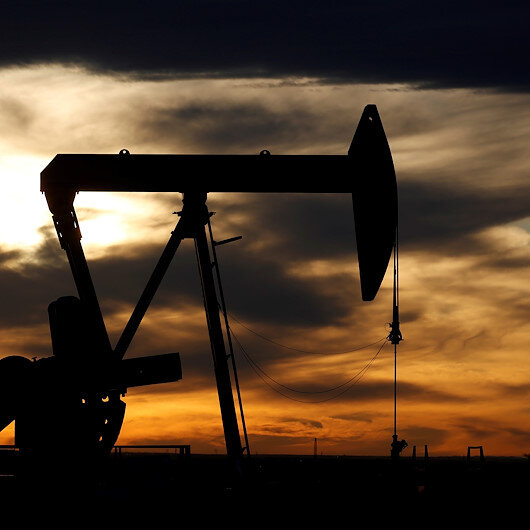 Oil prices down with lack of growth outlook in China