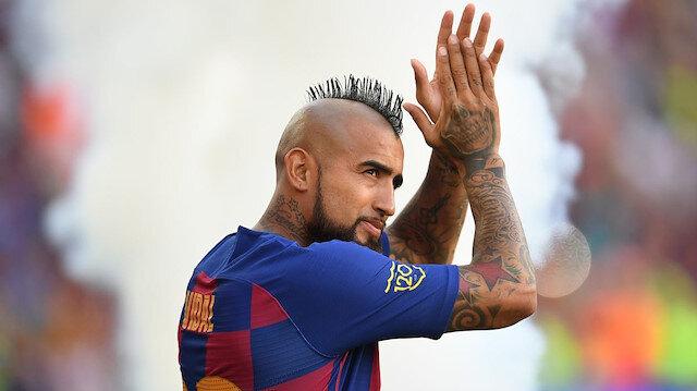 Vidal'den transfer iddialarına cevap