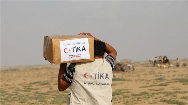"""بنغلاديش.. """"تيكا"""" التركية تقدم مساعدات رمضانية لألف أسرة"""