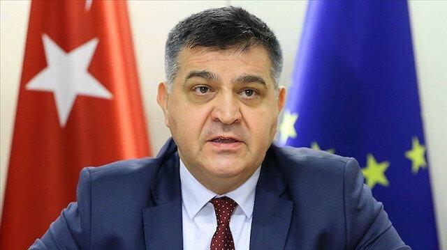 دبلوماسي تركي: أزمة كورونا عززت الروابط بين أنقرة وبروكسل