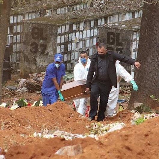 البرازيل.. حصيلة وفيات كورونا 21 ألفًا و116