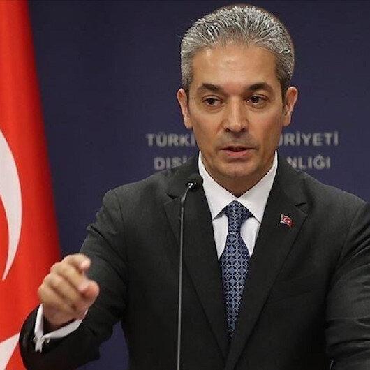 """تركيا تأمل استمرار """"الأجواء المفتوحة"""" لخدمة الاستقرار والأمن"""