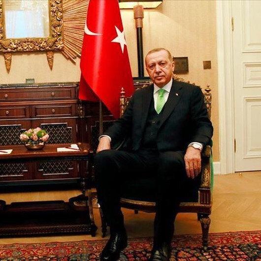 أردوغان وملك الأردن يبحثان العلاقات والتطورات الإقليمية