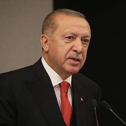 أردوغان يهنئ مسلمي أمريكا بعيد الفطر