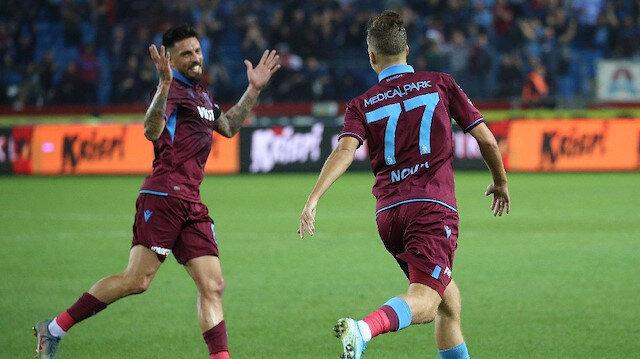 Trabzonspor Sosa ve Novak için yeniden harekete geçiyor