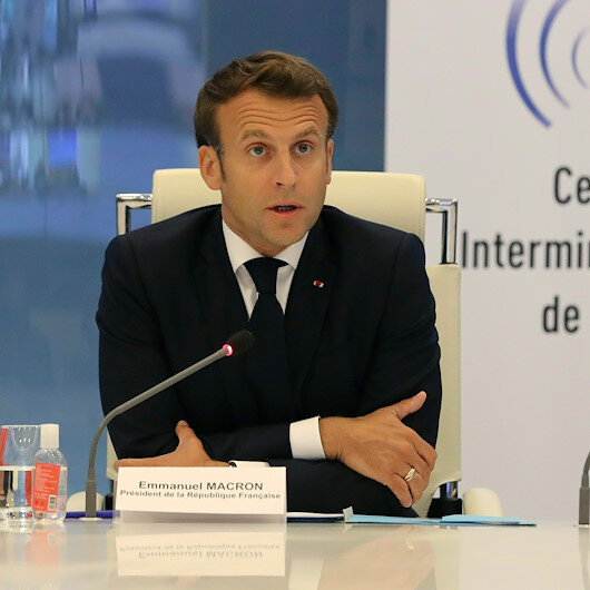 France's Macron says support for car sector to be 'massively amplified'