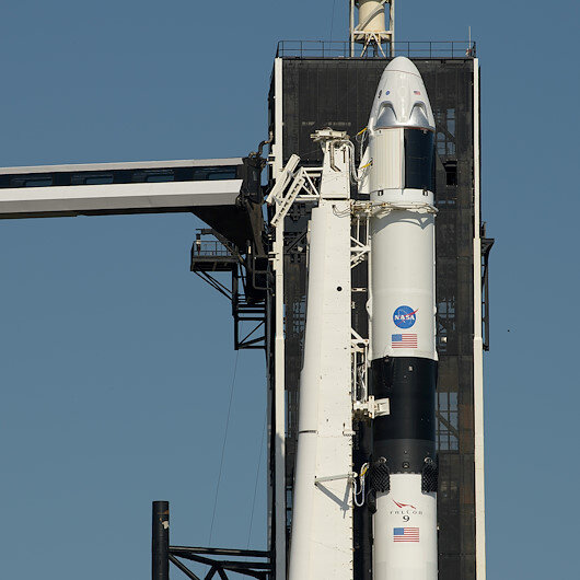 Musk's SpaceX set for debut astronaut mission, renewing NASA's crewed launch program