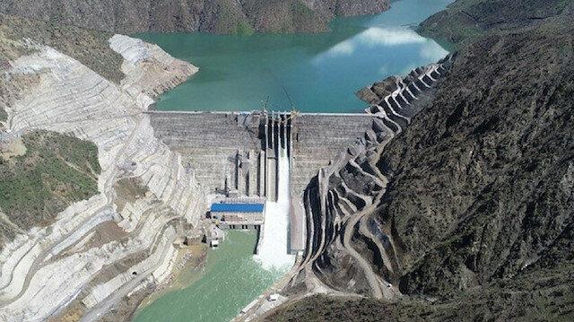 تركيا تعلن عن بداية إنتاج الطاقة في أكبر سد على مستوى تركيا وأوروبا