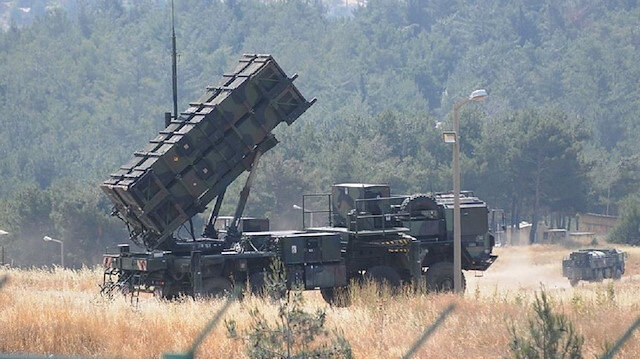 US deploys low-altitude air defense system in Syria