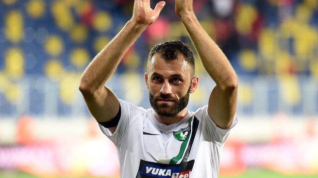 Mustafa Yumlu 2 yıllık imzayı atıyor