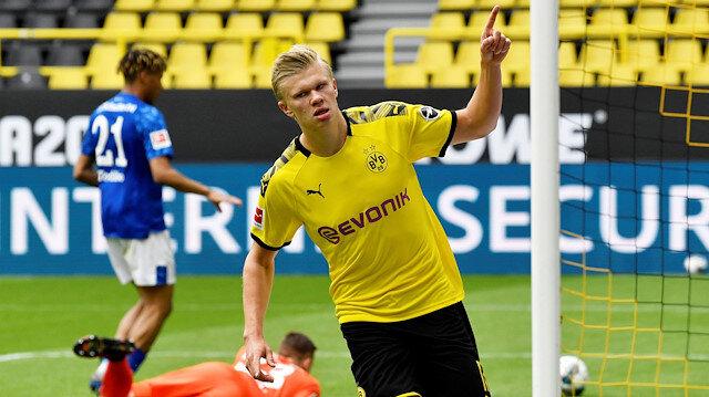 Haaland sakatlığı nedeniyle Paderborn karşısında oynayamayacak
