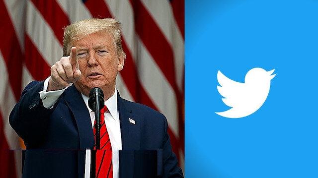 ترامب: تويتر لا يفعل شيئا حيال أكاذيب الصين والحزب الديمقراطي