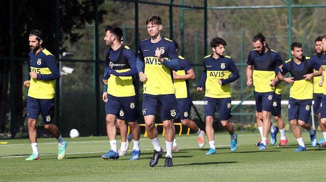 Fenerbahçe 3 Haziran'a kadar Riva'da
