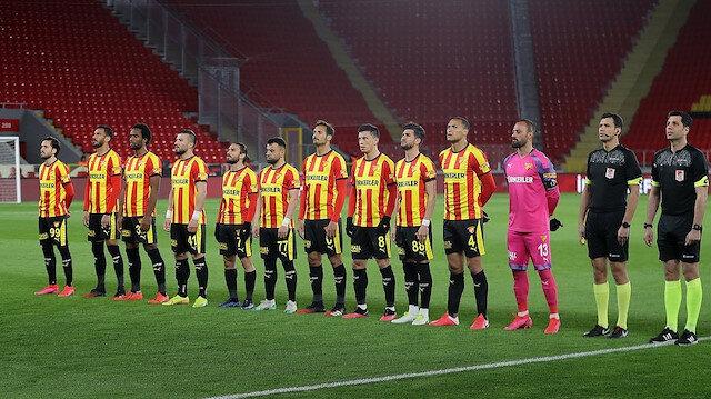 Göztepe'nin yabancı futbolcularından