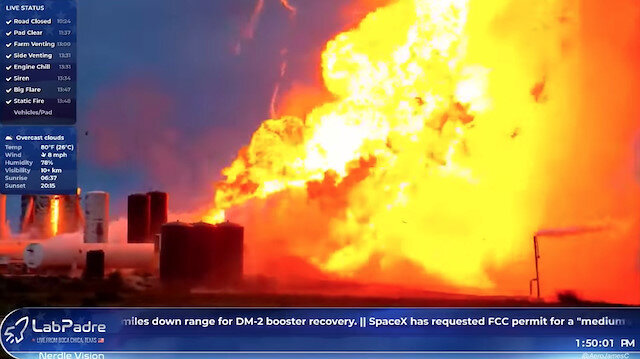 spacex explosion - photo #13
