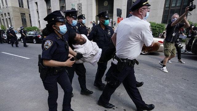 الشرطة الأمريكية: سقوط قتيل خلال فض احتجاج في كنتاكي