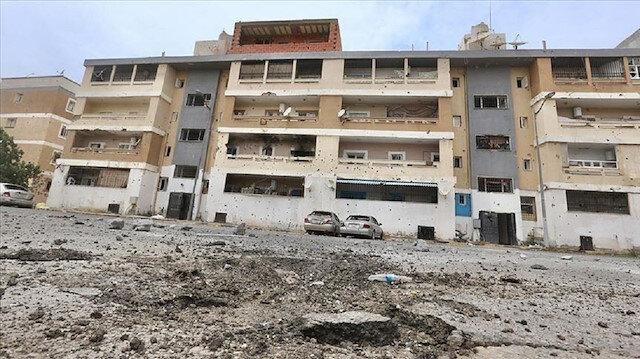 مقتل 5 مدنيين في قصف مليشيا حفتر أحياء سكنية بطرابلس