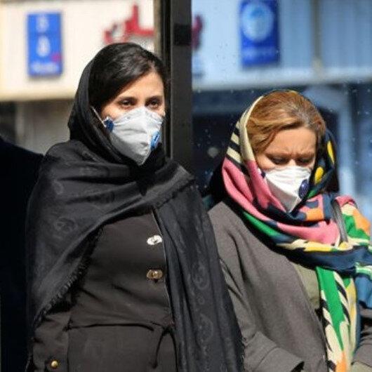İran'da koronavirüs nedeniyle 64 kişi daha hayatını kaybetti