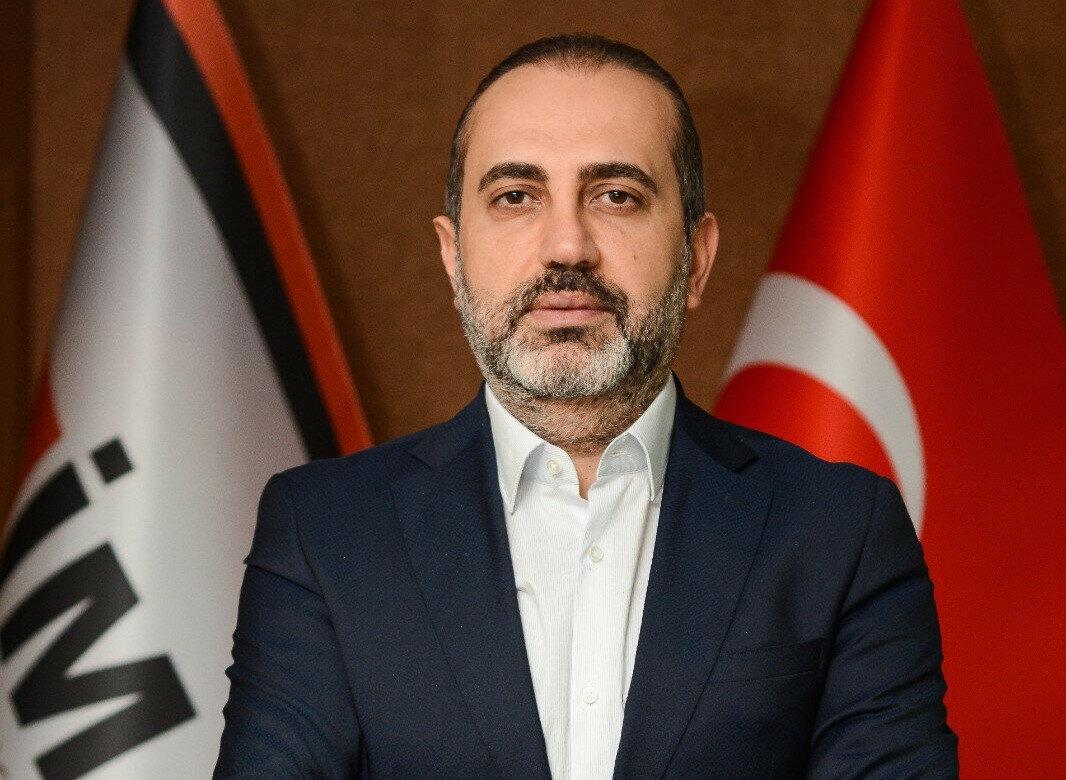 İstanbul Motorlu Araç Satıcıları Derneği (İMAS) Başkanı Hayrettin Ertemel.