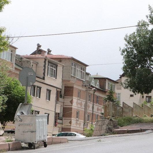 58 kişinin yaşadığı 6 apartmandaki karantina bir hafta uzatıldı