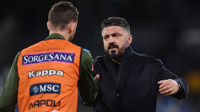 Gattuso'nun <br>acı günü