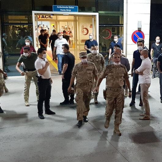 İçişleri Bakanlığı: Siirt'te iki jandarmamız kazada şehit oldu