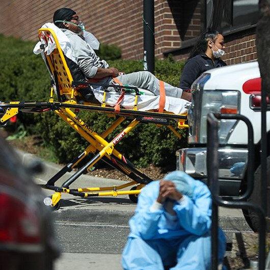 Kovid-19 nedeniyle son 24 saatte Brezilya'da 623, Meksika'da 237 kişi öldü