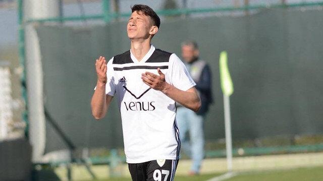 Galatasaray genç golcü Mehmet Uysal'ı takibe aldı