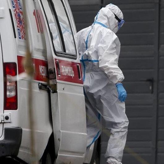 Rusya'da koronavirüs vaka sayısı 423 bini geçti