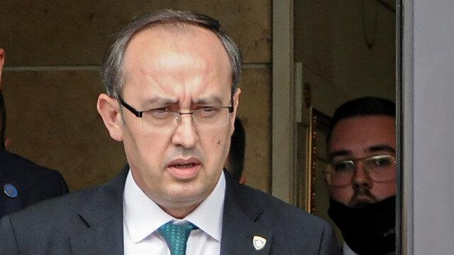 Kosovo's new Prime Minister Avdullah Hoti