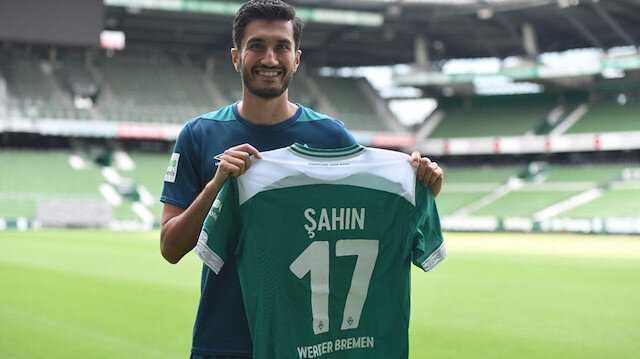 Nuri Şahin bu sezon çıktığı 17 karşılaşmada 4 asist kaydetti.