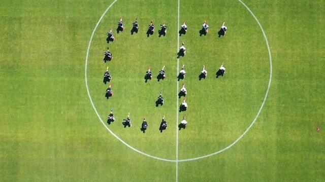 Beşiktaş'tan George Floyd mesajı