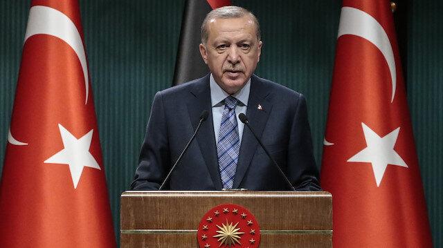 President Erdoğan