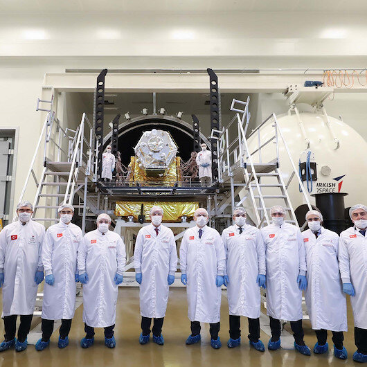 First Turkish-made observation satellite to launch in 2021