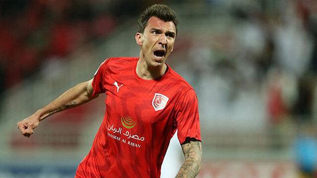 Galatasaray'dan yıldız atağı: Mario Mandzukic'in ilk tercihi Galatasaray olacak
