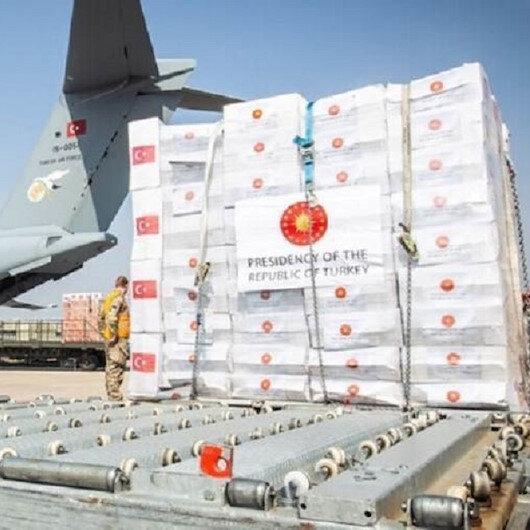 تركيا تقدم مستلزمات طبية إلى أندورا لمكافحة كورونا