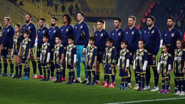 Sarı-lacivertliler Süper Lig'de 7. sırada yer alıyor.