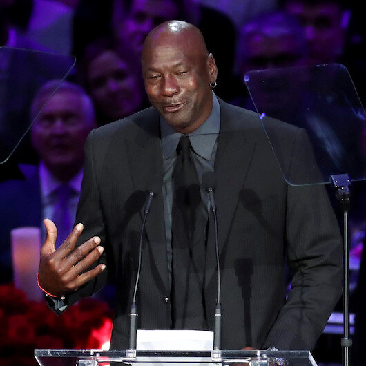 NBA legend Jordan to donate $100M for anti-racism fight