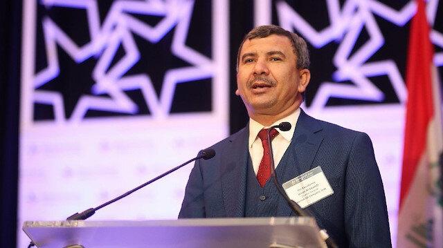 Iraq's new oil minister Ihsan Abdul Jabbar Ismail