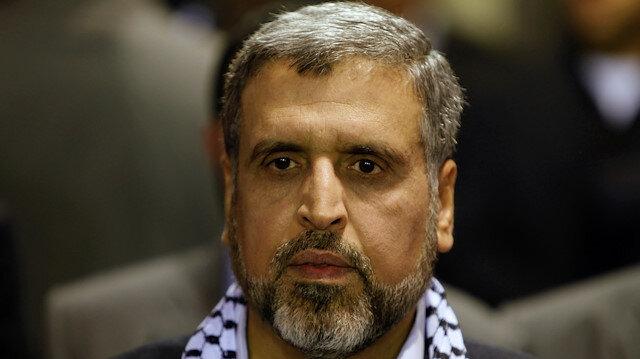 Ramadan Shallah, head of the militant Palestinian Islamic Jihad group