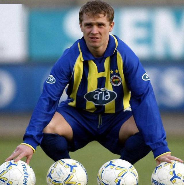 Rebrov, futbolculuk kariyerinde Fenerbahçe formasıyla çıktığı 29 maçta 2 gol atarken, 6 da asist yapmıştı.