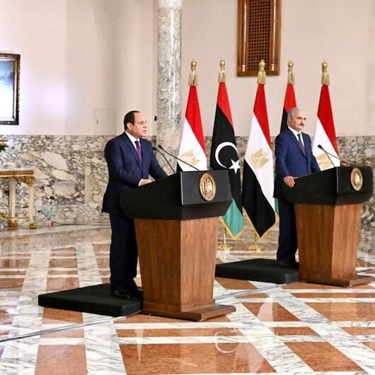غالبيتها داعمة لحفتر.. دول ترحب بالمبادرة المصرية حول ليبيا