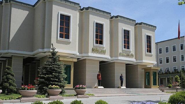 Turkey's Interior Ministry