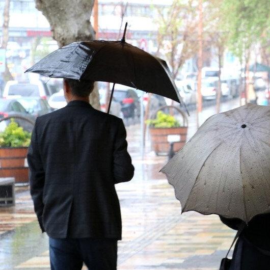 Meteorolojiden Batı ve Orta Karadeniz için kuvvetli yağış uyarısı