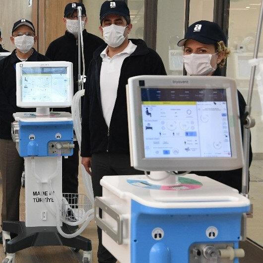 Aselsan signs $31.3M mechanical ventilator order deal