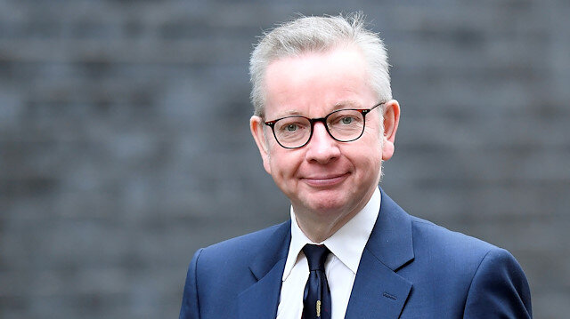 Michael Gove, minister for the Cabinet Office