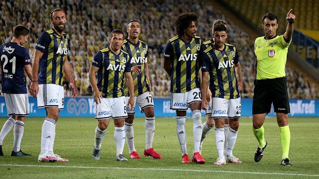 Fenerbahçe-Kayserispor: 2-1