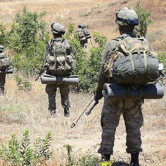 Siirt'in 11 köyünde PKK'ya yönelik sürdürülen operasyonlar nedeniyle sokağa çıkma yasağı ilan edildi