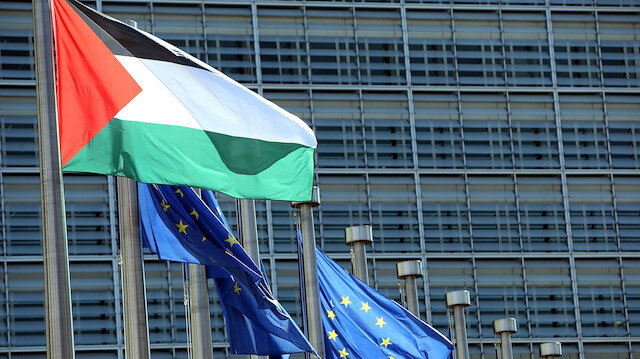 'EU may recognize Palestinian state if Israel annexes W.Bank'